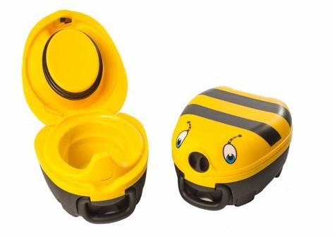 My Carry Potty - Tragbares Töpfchen HUMMEL