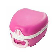 My Carry Potty - Tragbares Töpfchen PINK