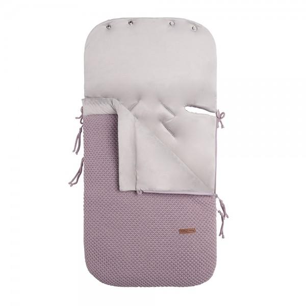 Fußsack FLAVOR für Babyschale/Kinderwagen 9 Farben