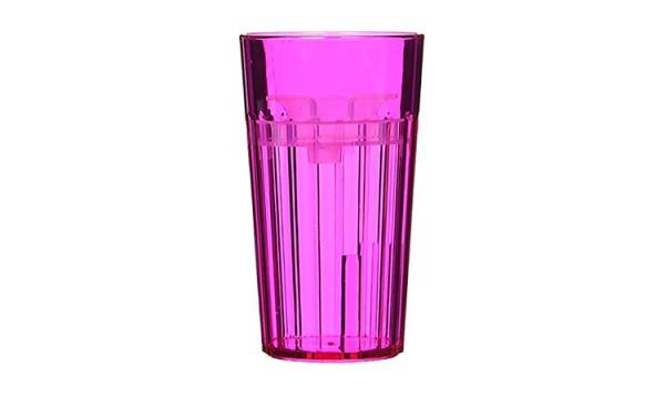 REFLO Trinklernbecher mit Auslaufkontrolle pink
