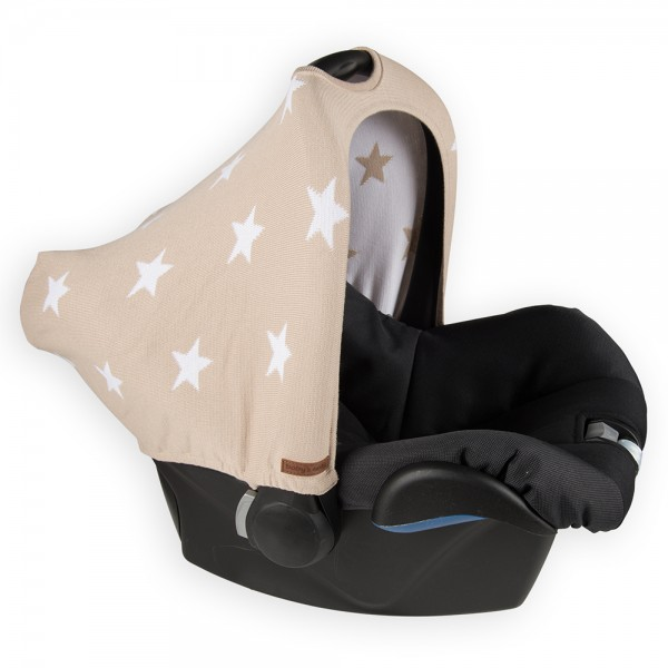 Verdeck STAR für Babyschale 7 Farben