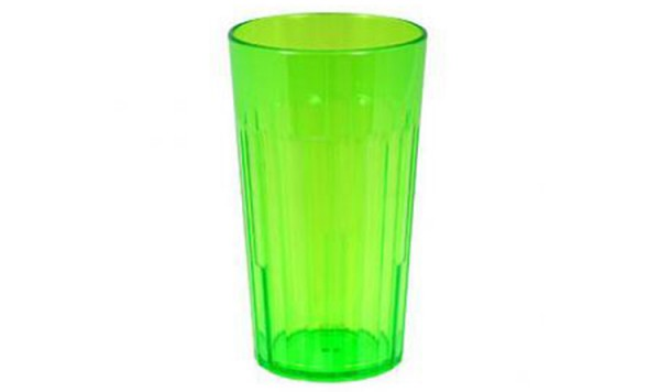 REFLO Trinklernbecher mit Auslaufkontrolle grün