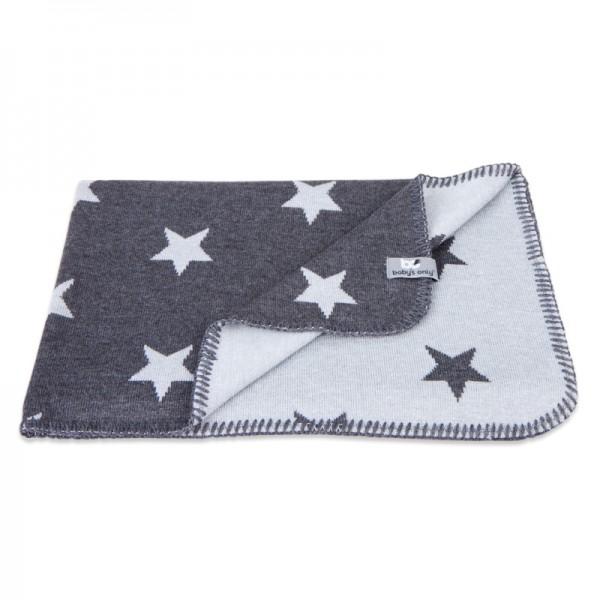 Babydecke STAR 7 Farben + 2 Größen