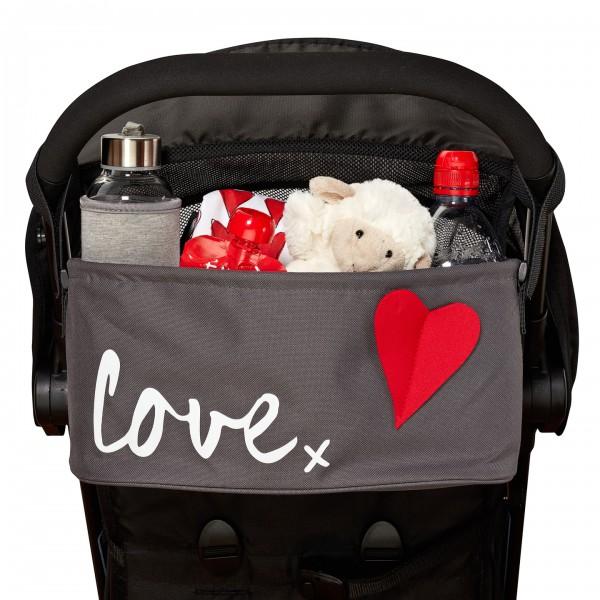 CHOOPIE-Organizer für Kinderwagen LOVE