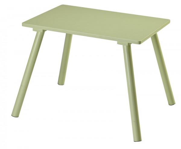 Kindertisch Holz in 3 Farben